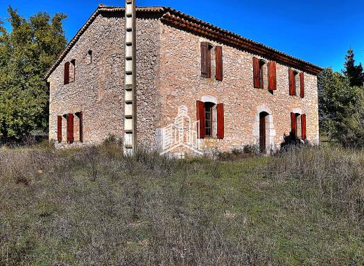 Country House - Resale - Villecroze - Villecroze
